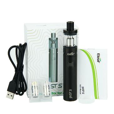 KIT - Eleaf iJust S Sub Ohm Starter Kit ( Black )