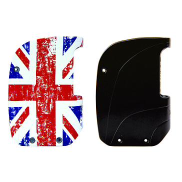 VAPING ACCESSORIES - Puff AVATAR FX Mini 40W Skin ( UK Flag )