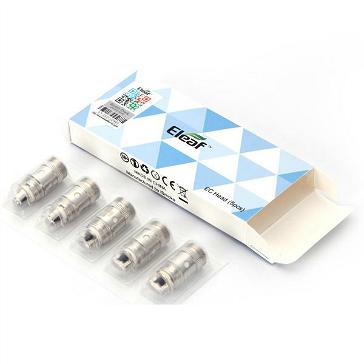 ATOMIZER - 5x Eleaf ECL SS316 Heads ( 0.18 ohms )