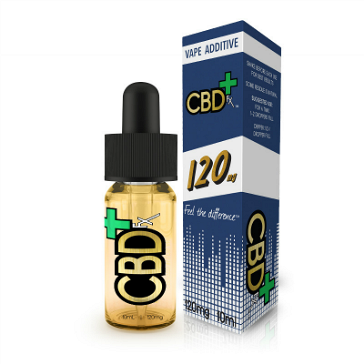 D.I.Y. - 10ml CBDfx VAPE ADDITIVE 120mg