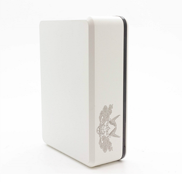 KIT - ASMODUS ONI 133W DNA200 TC Box Mod ( White )