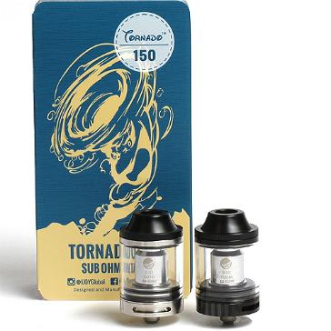 ATOMIZER - IJOY TORNADO 150 ( Stainless )