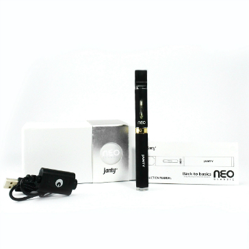 KIT - Janty Neo Classic Auto Airflow (Single Kit - Black)