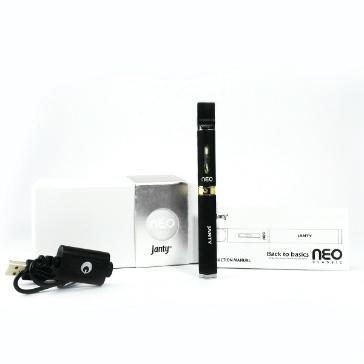 KIT - Janty Neo Classic Auto Airflow (Single Kit - Black)