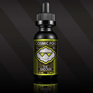 30ml THE SHOCKER 0mg High VG eLiquid (Without Nicotine) - eLiquid by Cosmic Fog