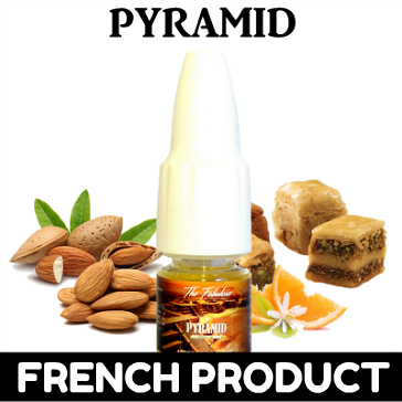 D.I.Y. - 10ml PYRAMID eLiquid Flavor by The Fabulous