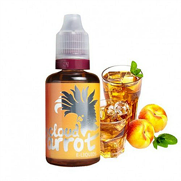 30ml FRUIT ICE TEA 0mg 70% VG eLiquid (Without Nicotine) - eLiquid by Cloud Parrot