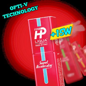 30ml LIQUA HP GRAPE 8mg 65% VG eLiquid (With Nicotine, Low) - eLiquid by Ritchy