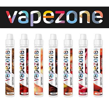 30ml LIME RASPBERRY 12mg eLiquid (With Nicotine, Medium) - eLiquid by Vapezone