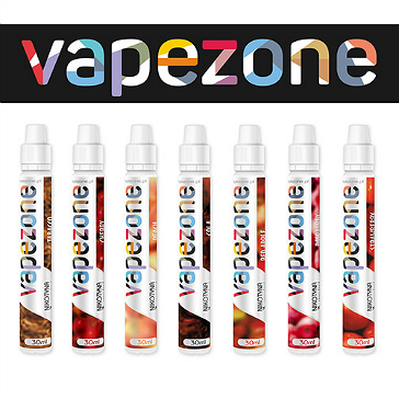 30ml PEACH 18mg eLiquid (With Nicotine, Strong) - eLiquid by Vapezone