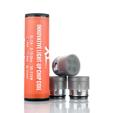 ATOMIZER - 3x IJOY LIMITLESS XL C4 Chip Coil ( 0.15 ohms )