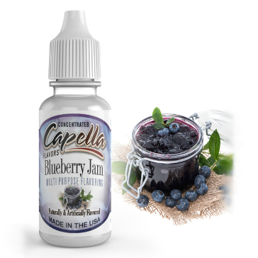 D.I.Y. - 13ml BLUEBERRY JAM eLiquid Flavor by Capella