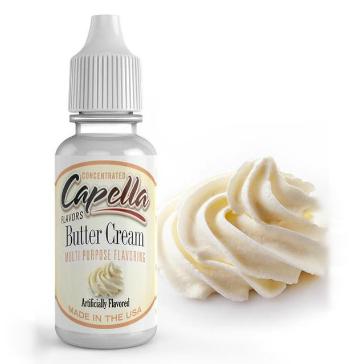 D.I.Y. - 13ml BUTTER CREAM eLiquid Flavor by Capella