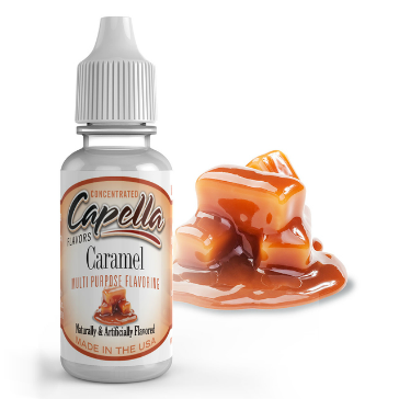 D.I.Y. - 13ml CARAMEL eLiquid Flavor by Capella