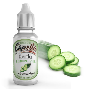 D.I.Y. - 13ml CUCUMBER eLiquid Flavor by Capella