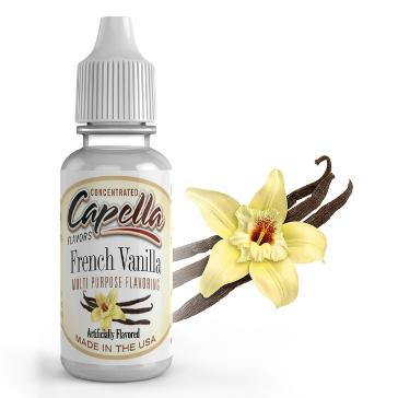 D.I.Y. - 13ml FRENCH VANILLA eLiquid Flavor by Capella
