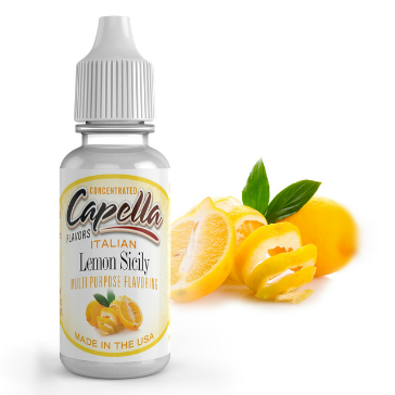 D.I.Y. - 13ml ITALIAN LEMON SICILY eLiquid Flavor by Capella