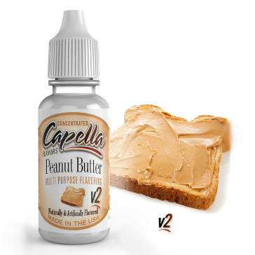 D.I.Y. - 13ml PEANUT BUTTER V2 eLiquid Flavor by Capella