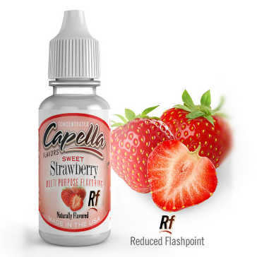 D.I.Y. - 13ml RF SWEET STRAWBERRY eLiquid Flavor by Capella