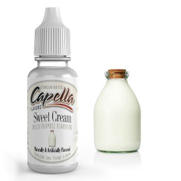 D.I.Y. - 13ml SWEET CREAM eLiquid Flavor by Capella