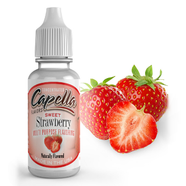 D.I.Y. - 13ml SWEET STRAWBERRY eLiquid Flavor by Capella