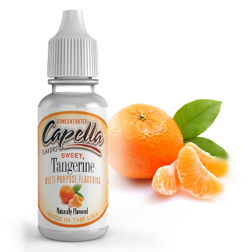 D.I.Y. - 13ml SWEET TANGERINE eLiquid Flavor by Capella