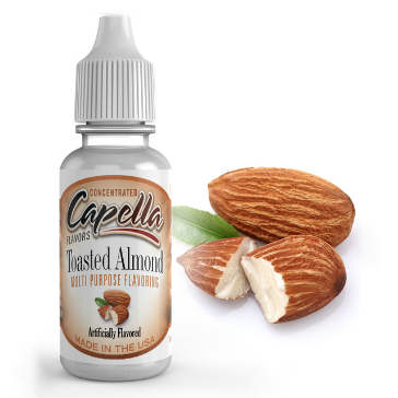 D.I.Y. - 13ml TOASTED ALMOND eLiquid Flavor by Capella