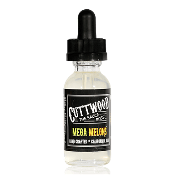 30ml MEGA MELONS 0mg 70% VG eLiquid (Without Nicotine) - eLiquid by Cuttwood