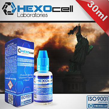 30ml LIBERTY 3mg 80% VG eLiquid (With Nicotine, Very Low) - eLiquid by HEXOcell