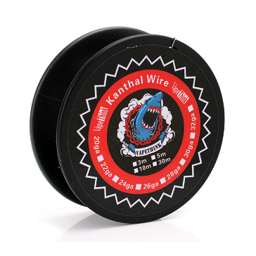 VAPING ACCESSORIES - VAPETHINK Kanthal 24 Gauge Wire ( 99ft / 30m )
