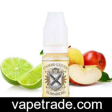 D.I.Y. - 10ml APPLE LIME eLiquid Flavor by Stammi