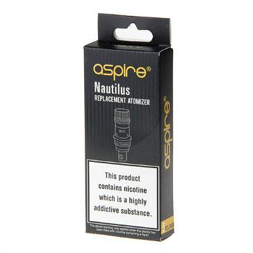 ATOMIZER - 5x ASPIRE Nautilus 2 BVC Heads ( 0.7 ohms )