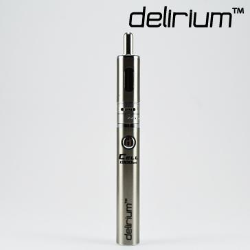 KIT - Kanger Aerotank Mow & delirium Cell 1300mAh Battery ( Variable Airflow eGo / eVod APV Kit - Stainless )
