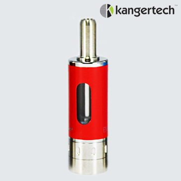 ATOMIZER - KANGER Mow / eMow Upgraded V2 BDC Clearomizer ( Red ) - 1.5 Ohms / 1.8ML Capacity - 100% Authentic