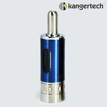 ATOMIZER - KANGER Mow / eMow Upgraded V2 BDC Clearomizer ( Dark Blue ) - 1.5 Ohms / 1.8ML Capacity - 100% Authentic