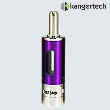ATOMIZER - KANGER Mow / eMow Upgraded V2 BDC Clearomizer ( Purple ) - 1.5 Ohms / 1.8ML Capacity - 100% Authentic