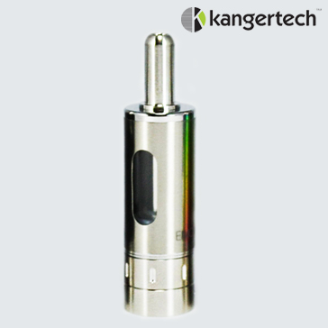 ATOMIZER - KANGER Mow / eMow Upgraded V2 BDC Clearomizer ( Stainless ) - 1.5 Ohms / 1.8ML Capacity - 100% Authentic
