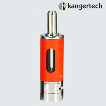 ATOMIZER - KANGER Mow / eMow Upgraded V2 BDC Clearomizer ( Orange ) - 1.5 Ohms / 1.8ML Capacity - 100% Authentic
