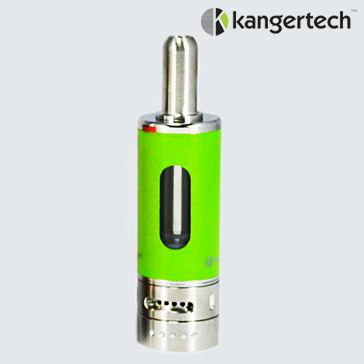 ATOMIZER - KANGER Mow / eMow Upgraded V2 BDC Clearomizer ( Green ) - 1.5 Ohms / 1.8ML Capacity - 100% Authentic