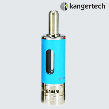 ATOMIZER - KANGER Mow / eMow Upgraded V2 BDC Clearomizer ( Light Blue ) - 1.5 Ohms / 1.8ML Capacity - 100% Authentic