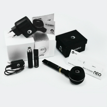 KIT - Janty Neo Classic Auto Airflow Double Kit with Kuwako E-Pipe Extension (Black)