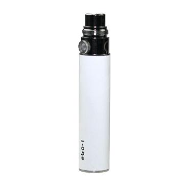 BATTERY - LIFE 650mA High Quality eGo Battery ( White )