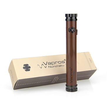 BATTERY - Vapros Nunchaku V1 2000mAh VW ( Brown )