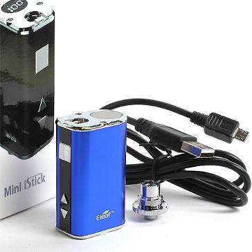 KIT - Eleaf Mini iStick 10W - 1050mA VV ( Blue )