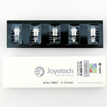 ATOMIZER - Joyetech eGo ONE 0.5Ω CL Atomizer Heads