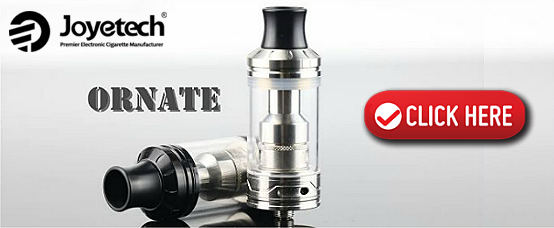 joyetech, ornate, electronic cigarette, atomizer, vaping supplies,ecig, svapo, dampfer, vap