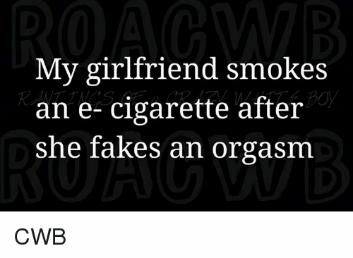 hilarious electronic cigarette
