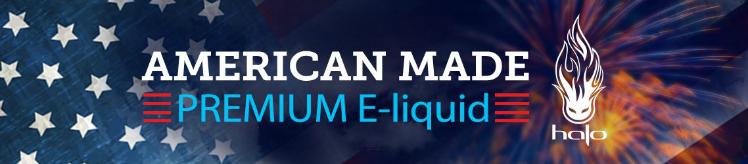 30ml BLACK CALICO 3mg eLiquid (With Nicotine, Very Low) - eLiquid by Halo