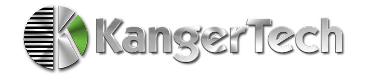 KIT - Kanger Top EVOD Starter Kit ( Stainless )