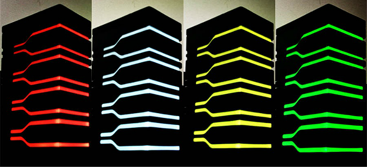 KIT - Puff AVATAR RS 75W DNA Mod ( Black )